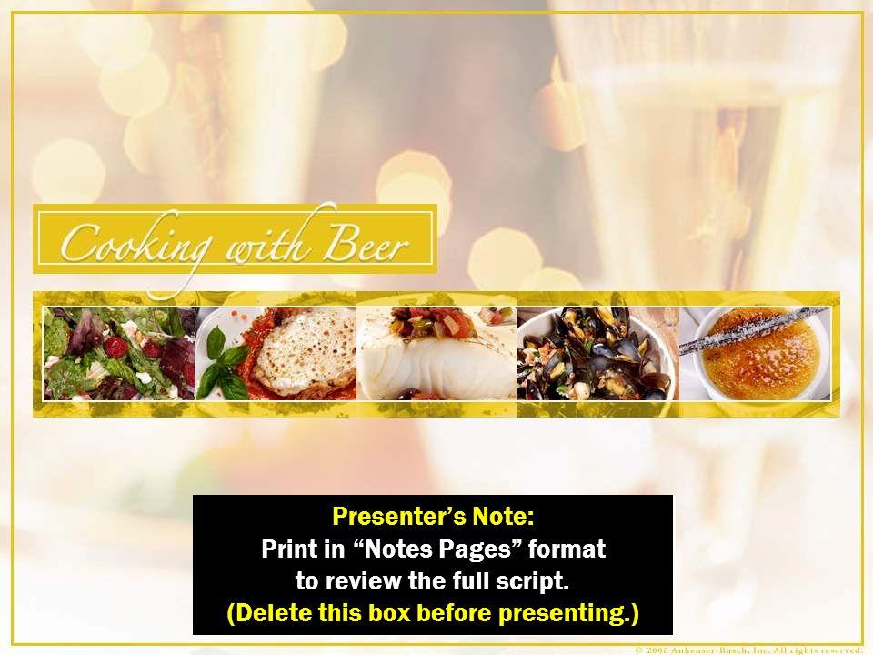 MICHELOB AMBERBOCK CRÈME BRÛLÈE– Serves 6 By Executive Chef Sam Niemann – St.
