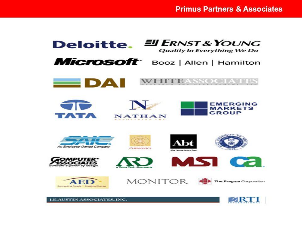 Primus Partners and Associates Primus Partners & Associates