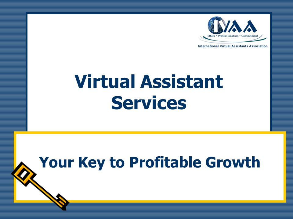 Virtual Assistant Services Your Key to Profitable Growth