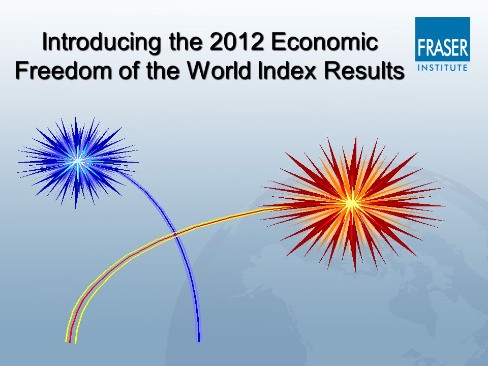 Introducing the 2012 Economic Freedom of the World Index Results