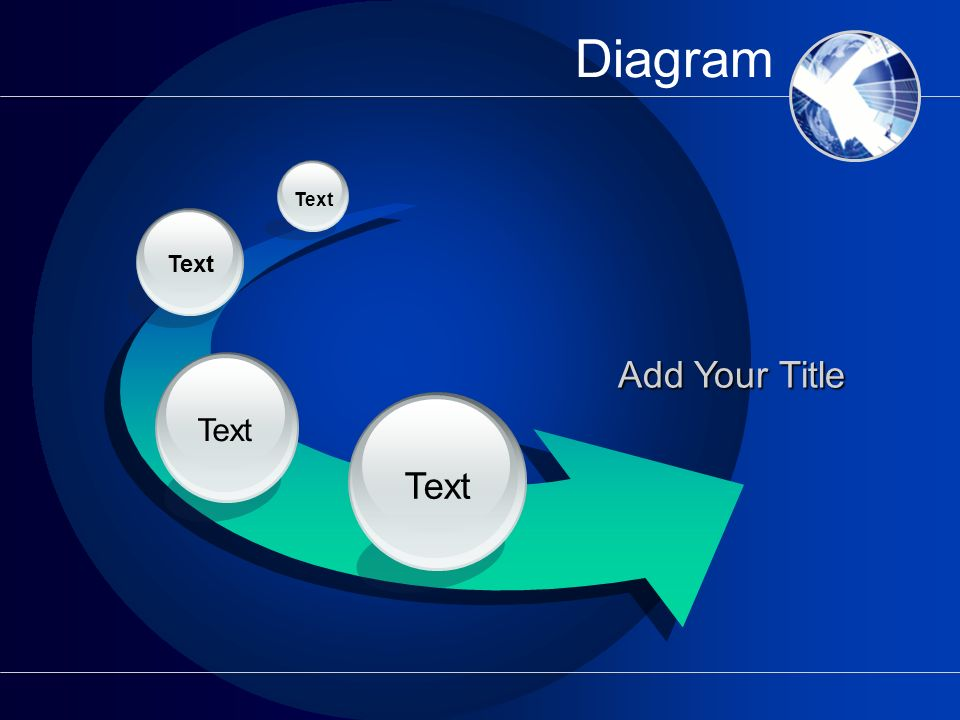 Diagram Add Your Title Text