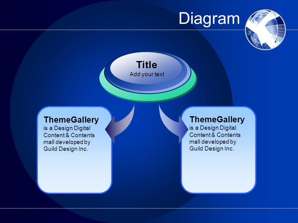 Diagram ThemeGallery is a Design Digital Content & Contents mall developed by Guild Design Inc. ThemeGallery is a Design Digital Content & Contents ma