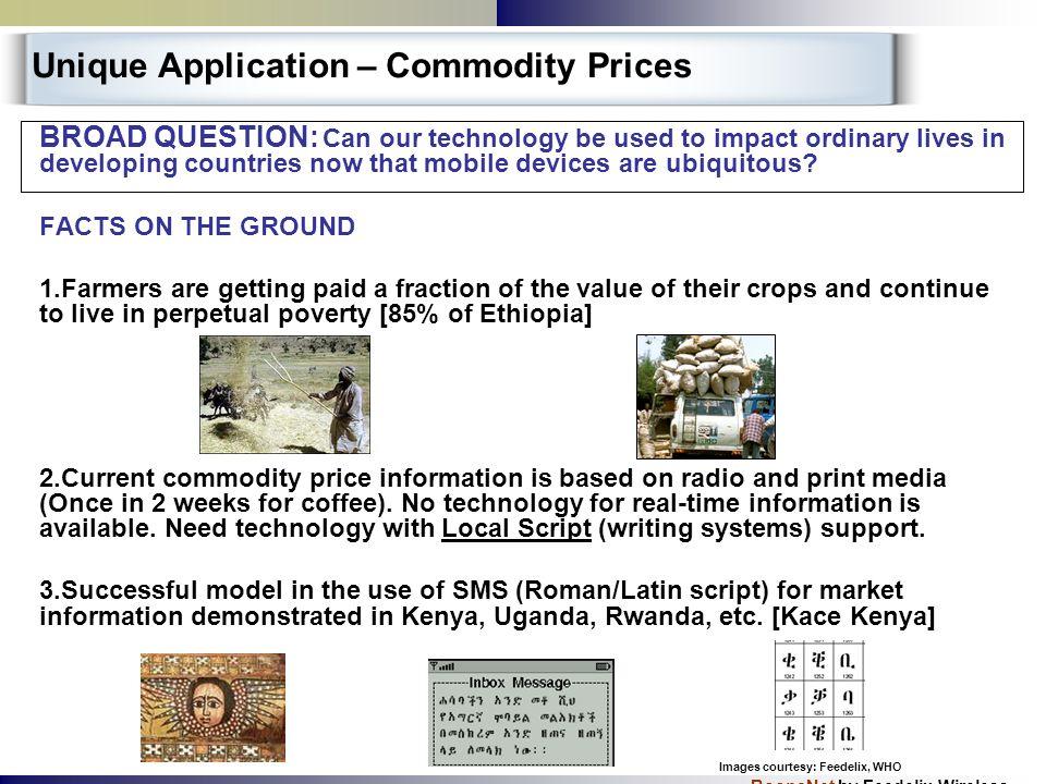 BoonaNet by Feedelix Wireless Analysis of Data – Berbere Price/Kilogram in Birr. August 6-20, 07