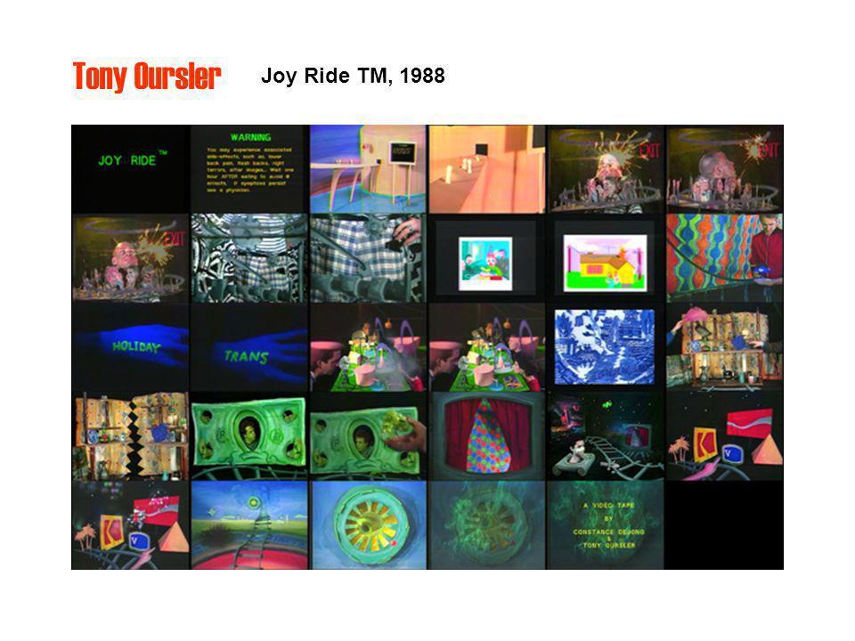 Joy Ride TM, 1988