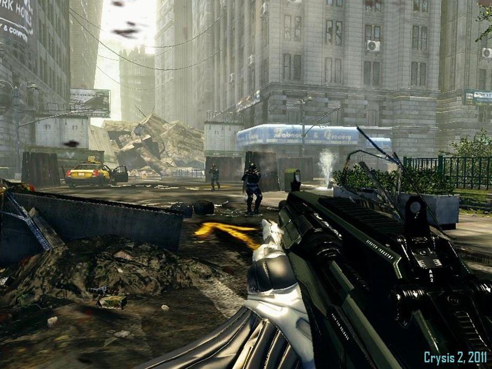 Crysis 2, 2011