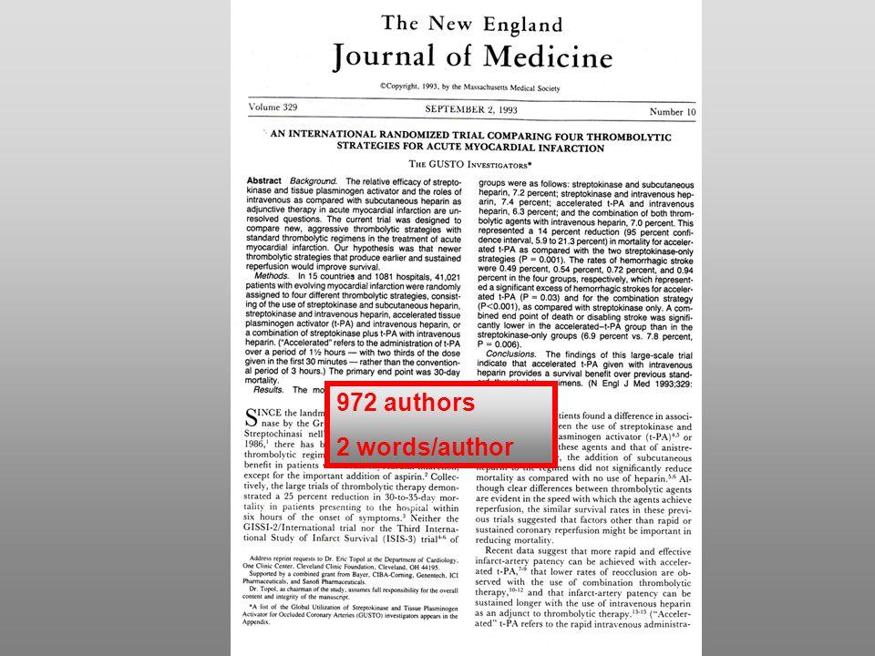 972 authors 2 words/author