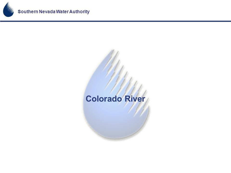 Southern Nevada Water Authority Colorado River