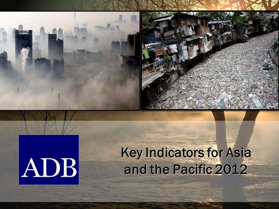 Key Indicators for Asia and the Pacific 2012
