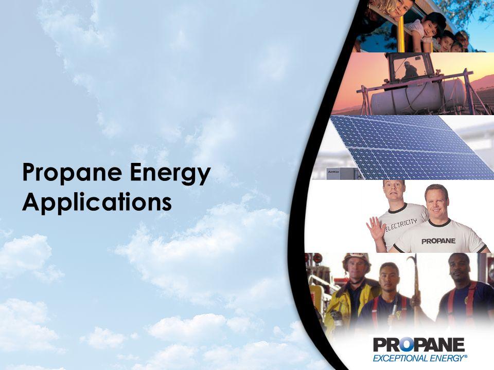 Propane Energy Applications