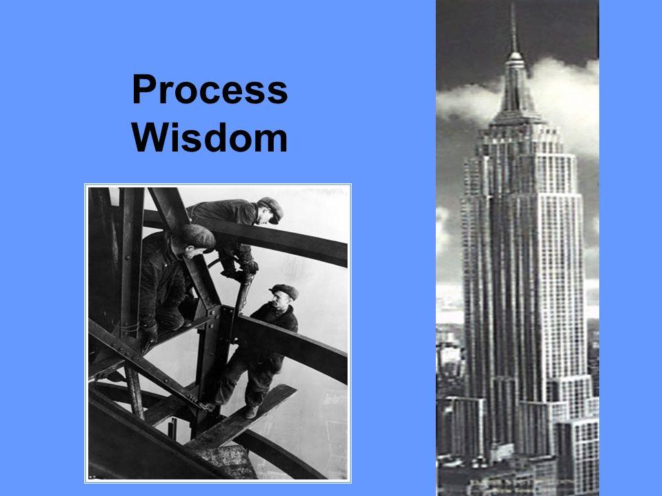 Process Wisdom