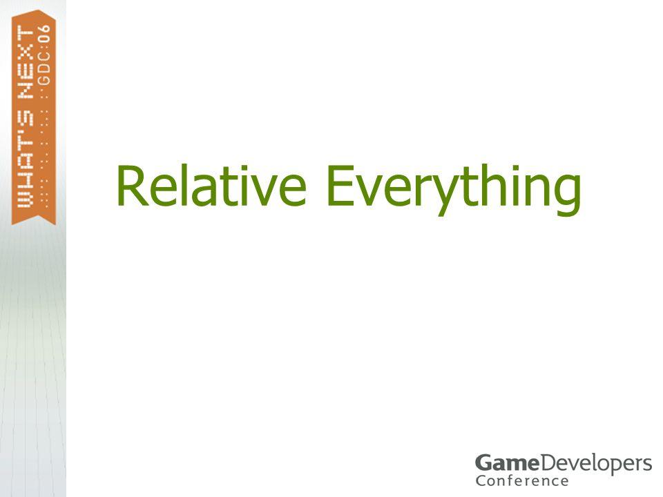 Relative Everything