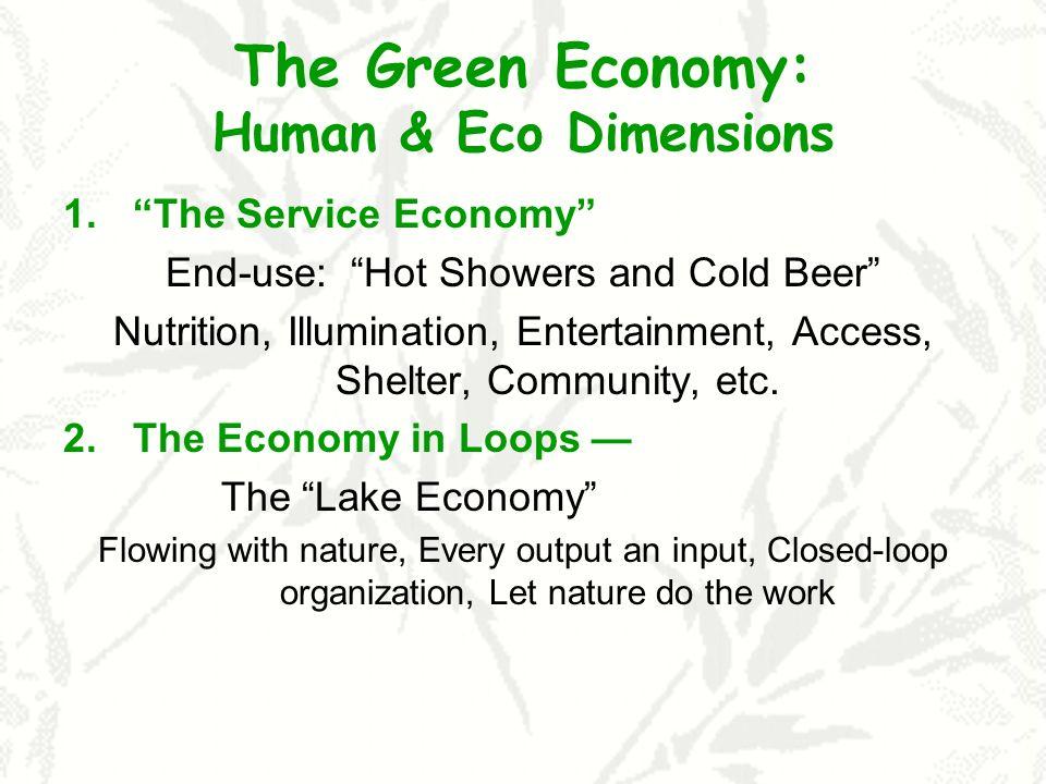 Common Sense Economics Herman Daly Trade Recipes, not Cookies.