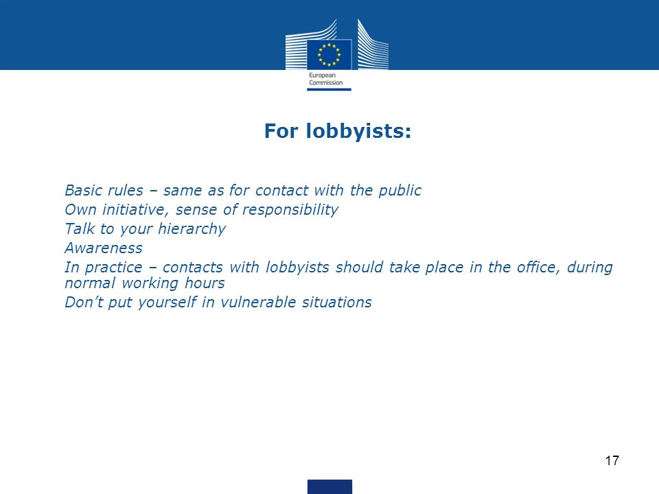 16 Code of Good Administrative Behaviour for Staff of the European Commission in their Relations with the Public – part 2 Access can be requested to a