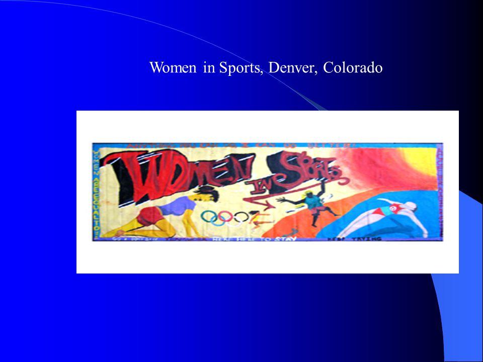 Women in Sports, Denver, Colorado