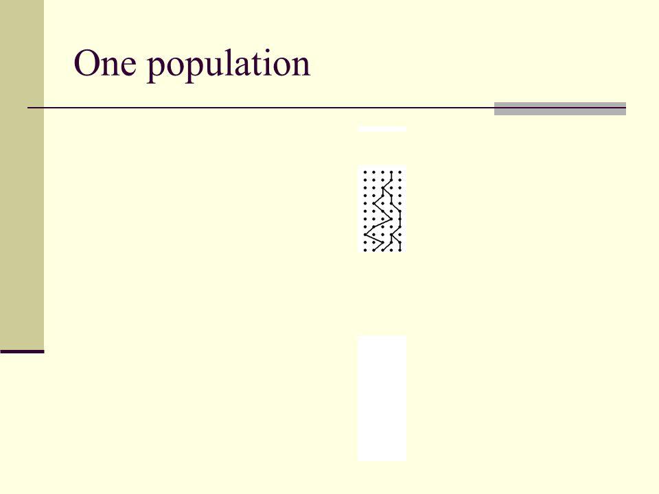 One population