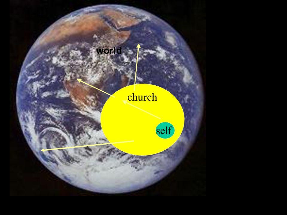 world self church