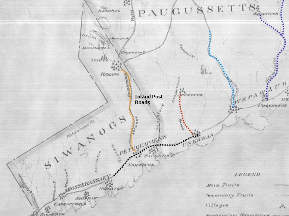 Inland Post Roads