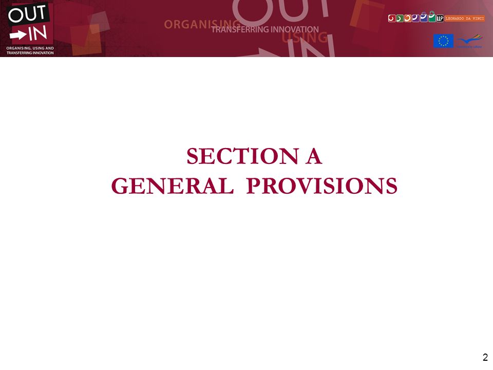 53 Table G.7 – sub-contracting example Table G.7: Sub-contracting Costs Partner No.