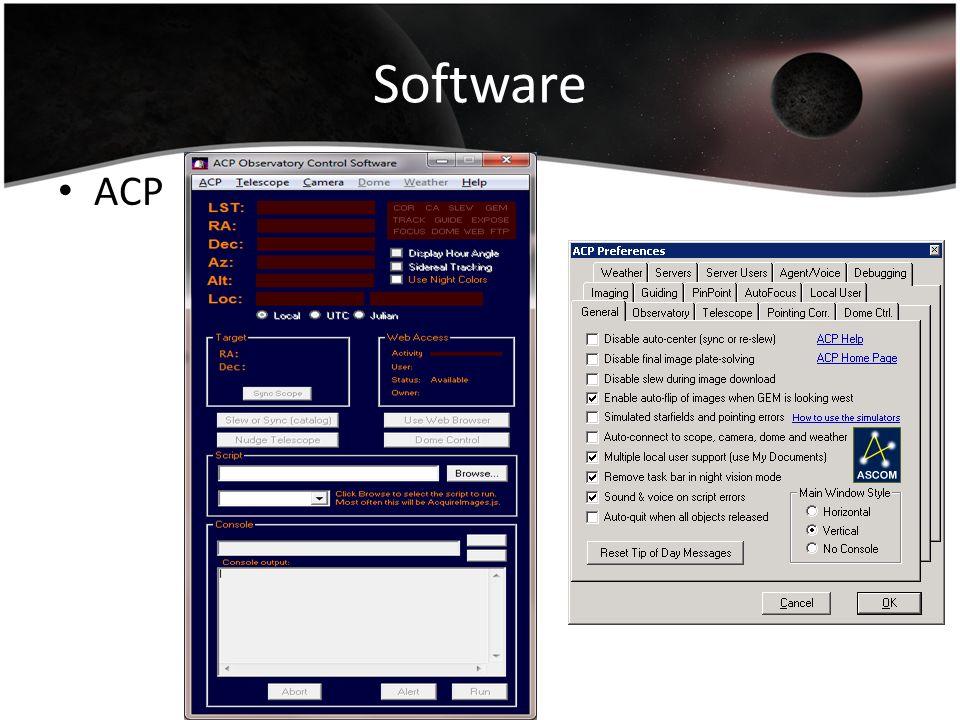Software ACP