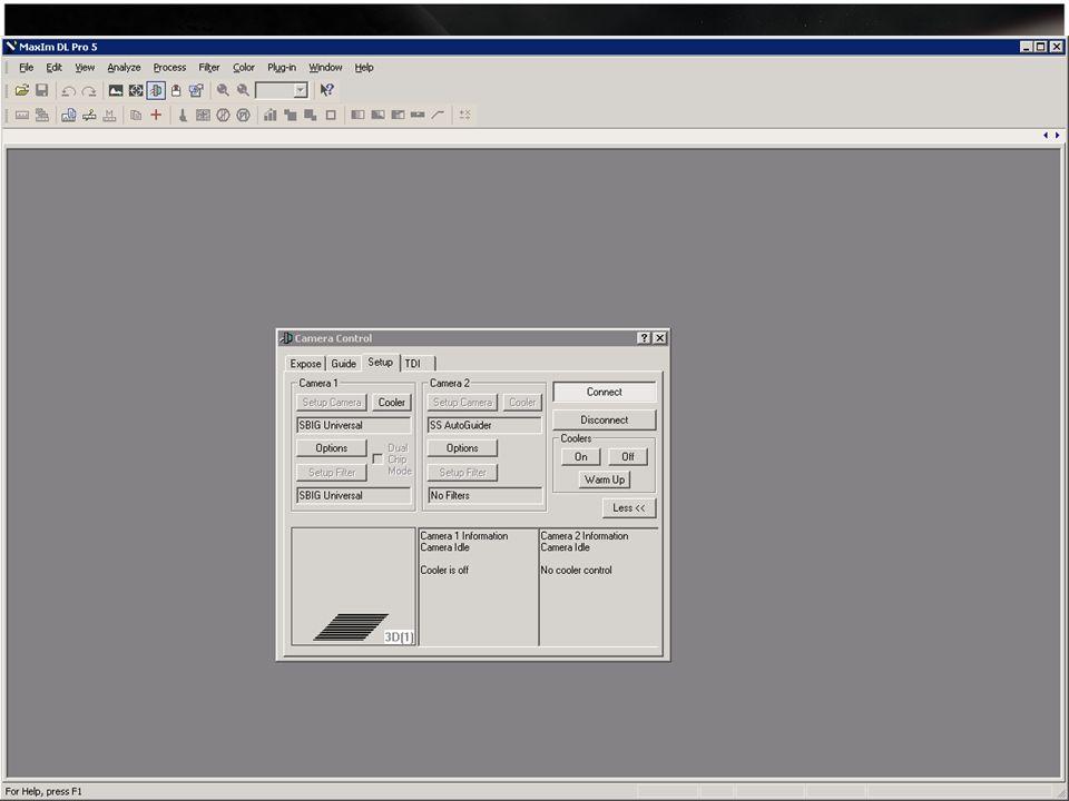 Software MaximDL