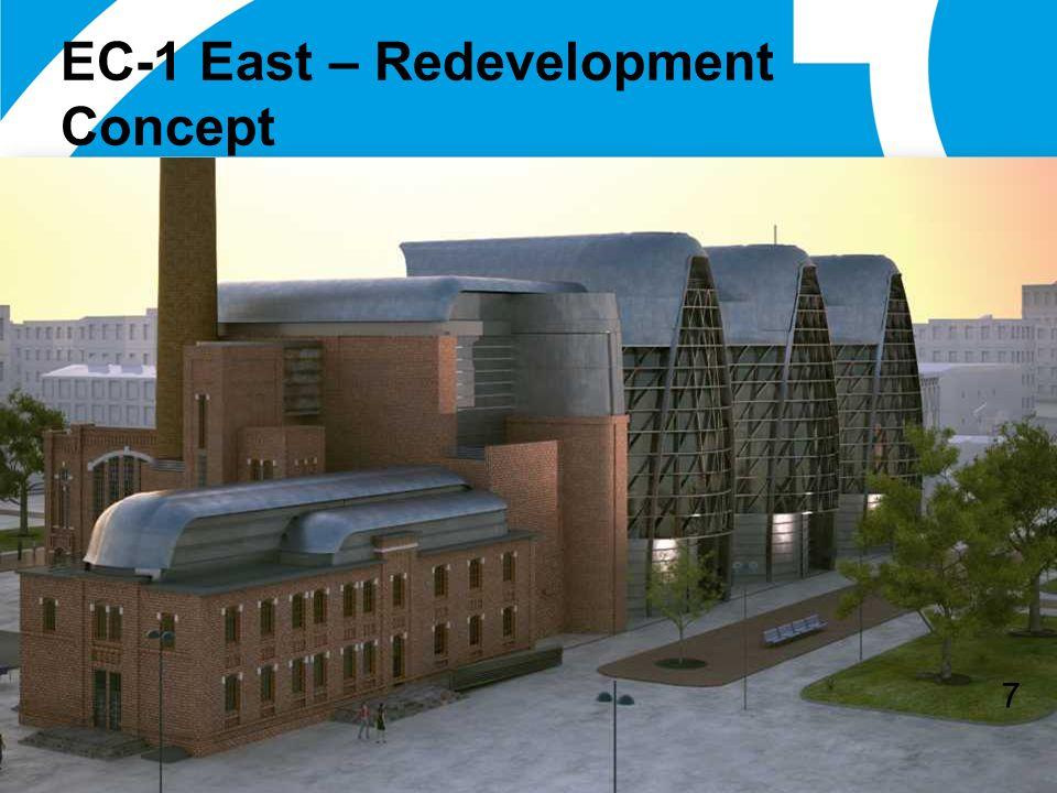 EC-1 East – Redevelopment Concept 7