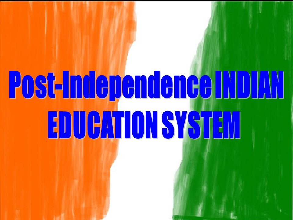 India s first education minister recommended strong central government control over education throughout the country, with a uniform educational system and introduced right to education.