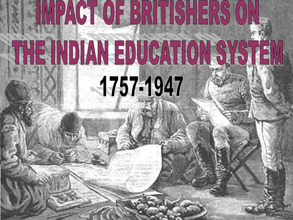 Since English was increasingly being employed as the language of instruction, during 1852–1853 petitions were sent to the British Parliament in support of both establishing and adequately funding university education in India which resulted in the Education Dispatch of July 1854 which helped in shaping the Indian education system.