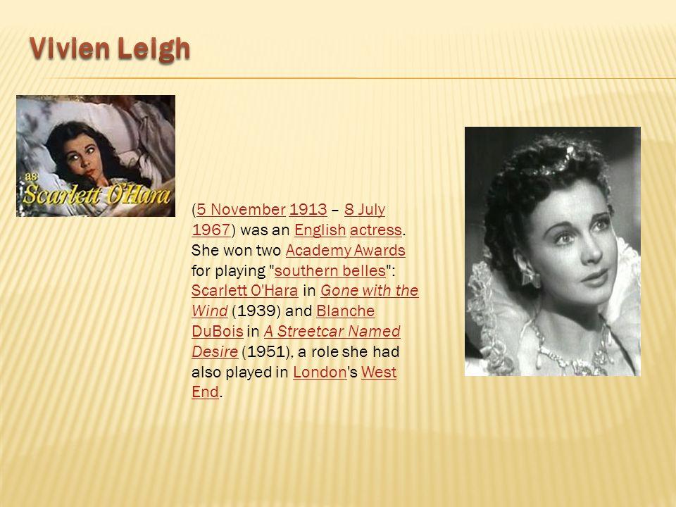 (5 November 1913 – 8 July 1967) was an English actress.