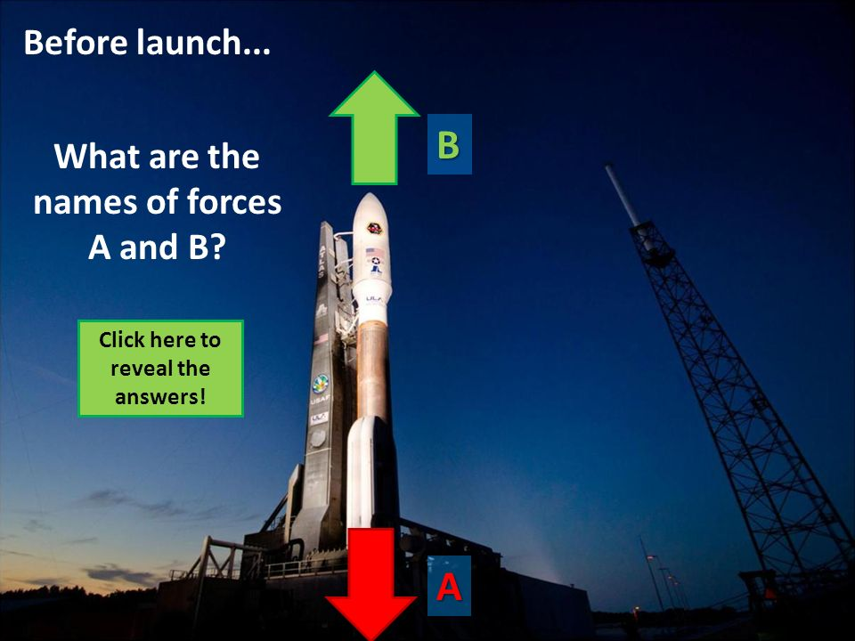 How does the rocket generate thrust.Click here to reveal the answer.