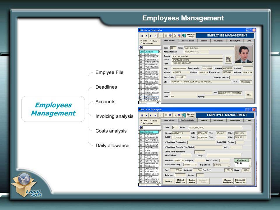 Fleet Management - Listings