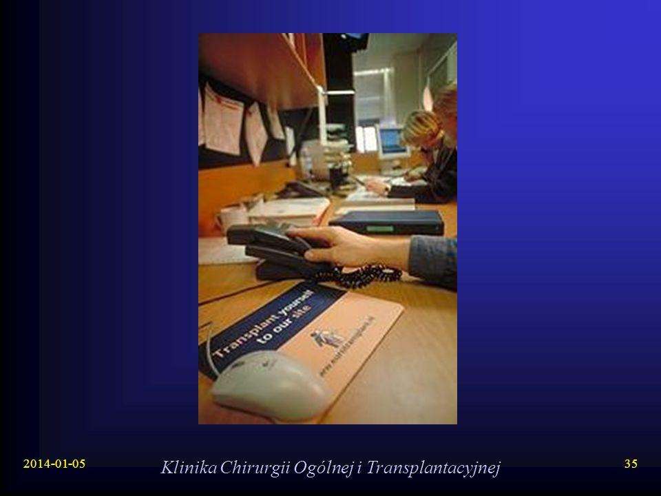 2014-01-05 Klinika Chirurgii Ogólnej i Transplantacyjnej 35
