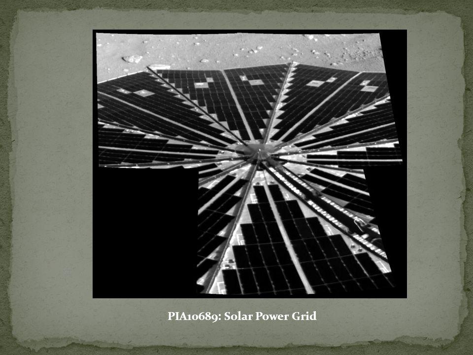 PIA10689: Solar Power Grid
