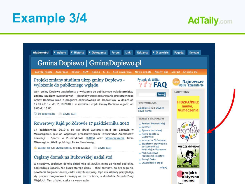 Example 3/4