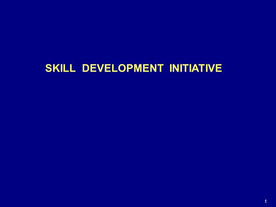 1 SKILL DEVELOPMENT INITIATIVE
