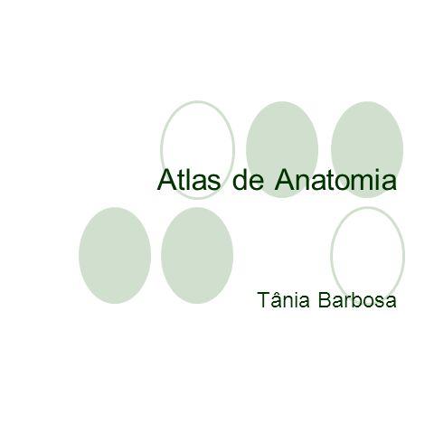 Atlas de Anatomia Tânia Barbosa