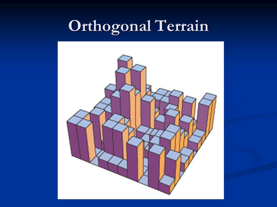Orthogonal Terrain
