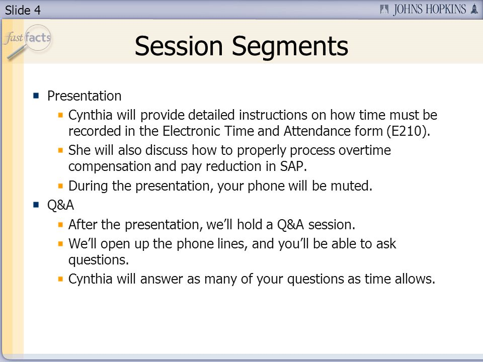 Slide 45 Processing Overtime in SAP The E210 is not fully integrated with SAP.