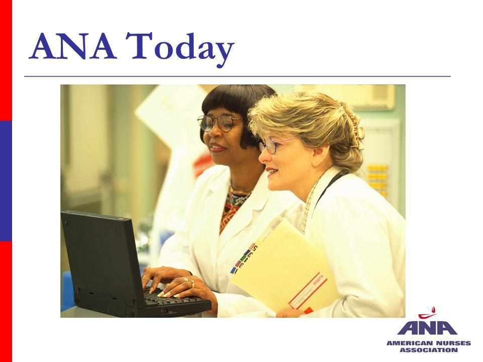 ANA Subsidiaries The American Nurses Credentialing Centers many programs include certification for all levels of nursing and Magnet R Hospital Recognition Program The American Nurses Foundation has awarded over 900 nursing research grants since 1955 with over $3 million dollars granted.