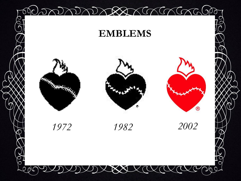 2002 EMBLEMS 19821972