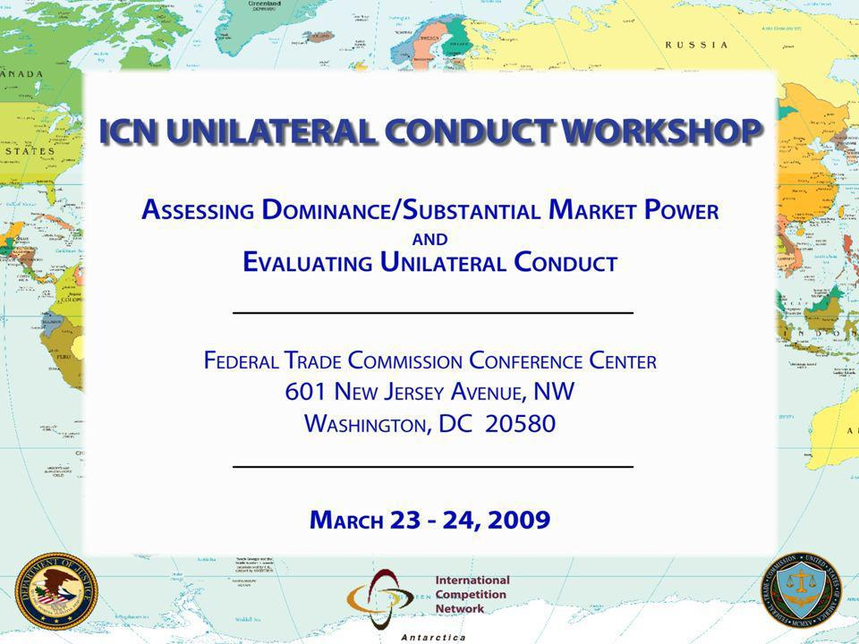 Assessing Anticompetitive Effects and Foreclosure PANEL III