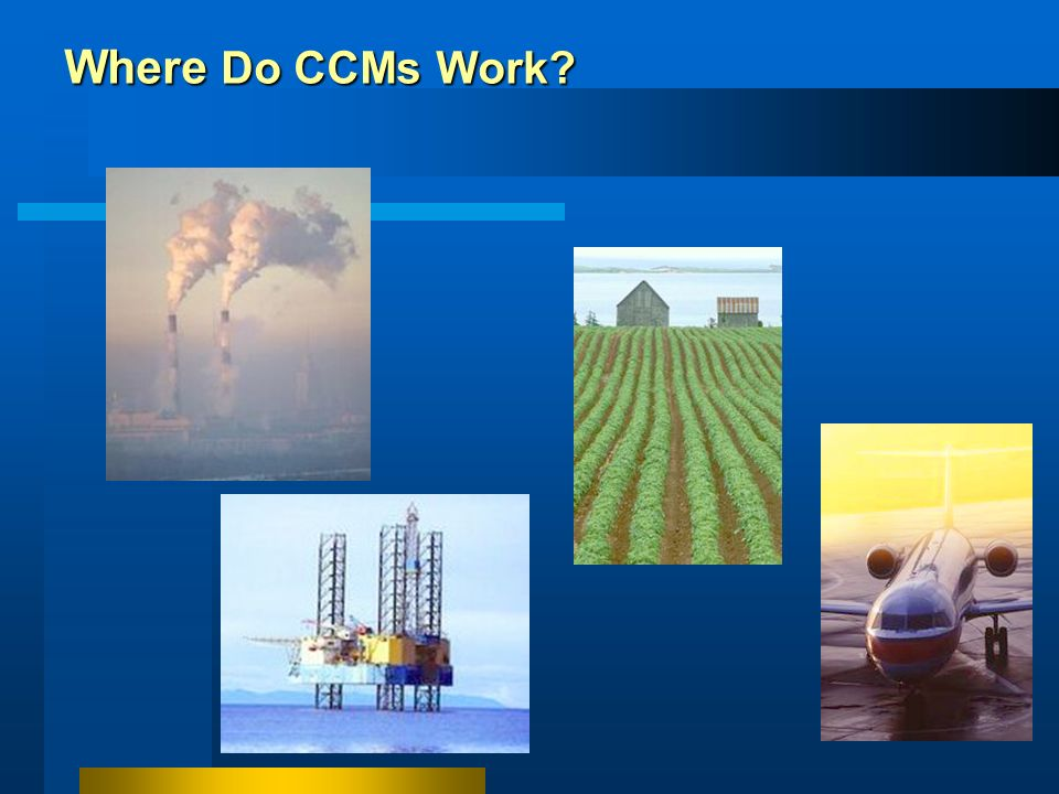 Professional certification in the atmospheric sciences by ones peers should be the ultimate goal for all professional meteorologists. Why Become a CCM