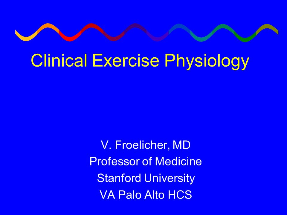 Advances in Clinical Exercise Testing Physiology Manual SBP measurement (not automated) most important for safety No Age predicted Heart Rate Targets The BORG Scale of Perceived Exertion METs not Minutes Fit protocol to patient (RAMP) Expired Gas Analysis - ready for clinical use Avoid HV and cool down walk Use standard Exercise ECG analysis Heart rate recovery