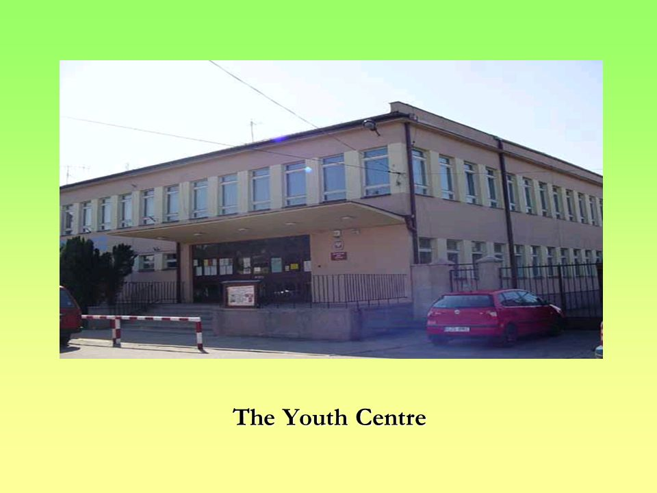 The Youth Centre