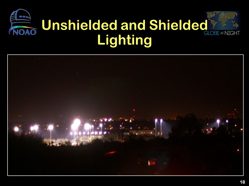 18 Unshielded and Shielded Lighting