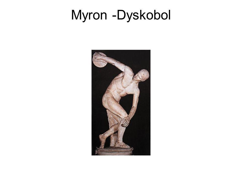 Myron -Dyskobol