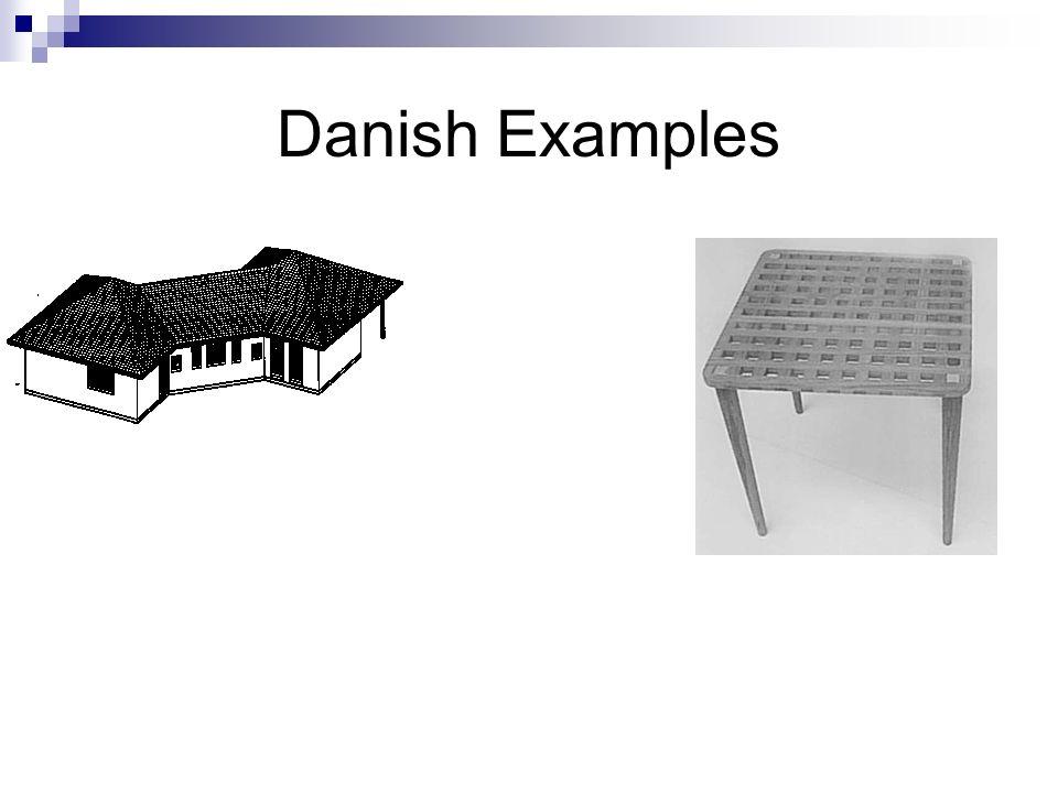 Danish Examples