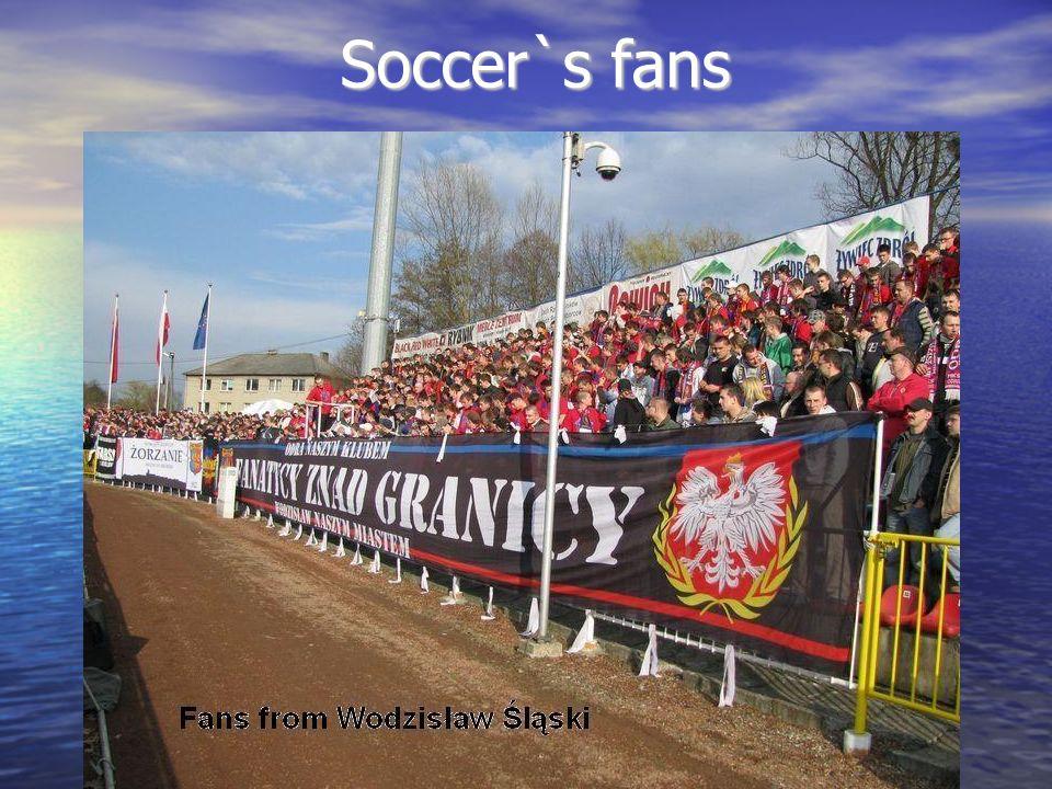 Soccer`s fans