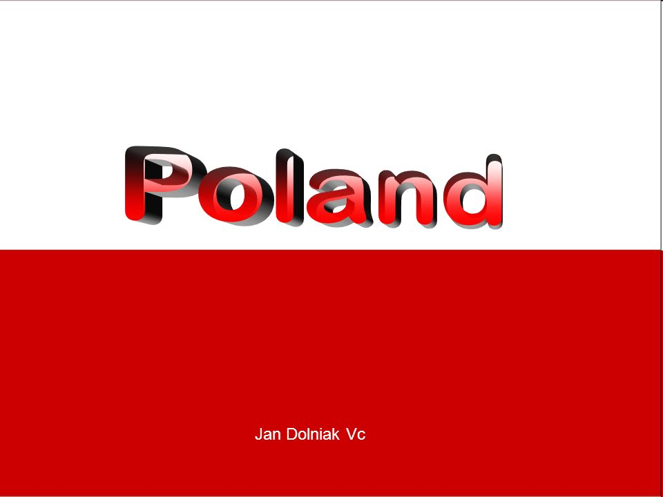 Jan Dolniak Vc