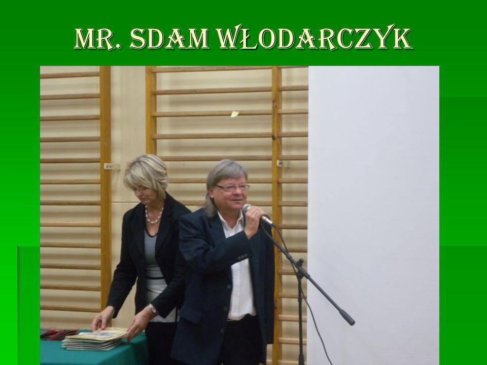 Mr. SDAM W Ł ODARCZYK