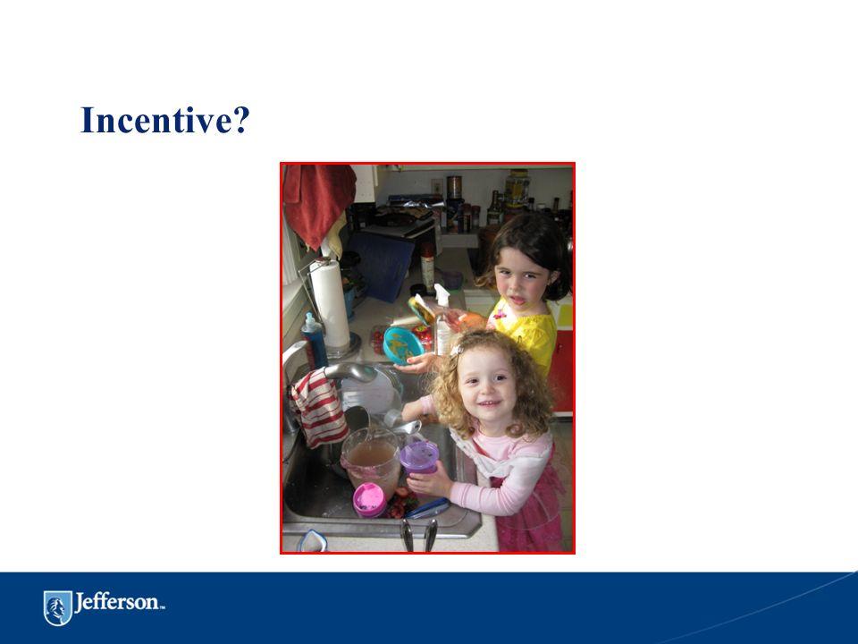 Incentive?
